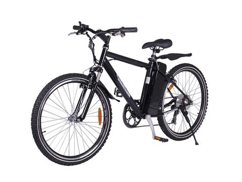 Electric Mountain Bikes, Riding on FR Roads Closed To Motors